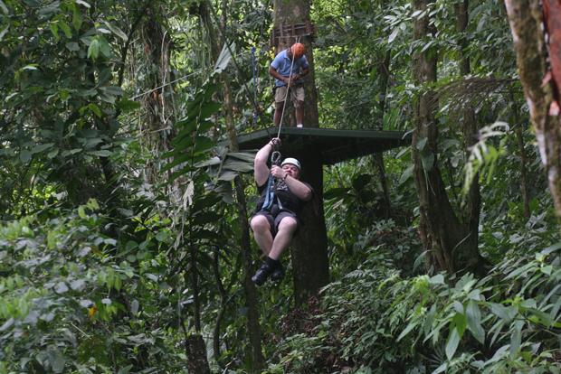 Amazing Adventures Costa Rica Zip Line Terry