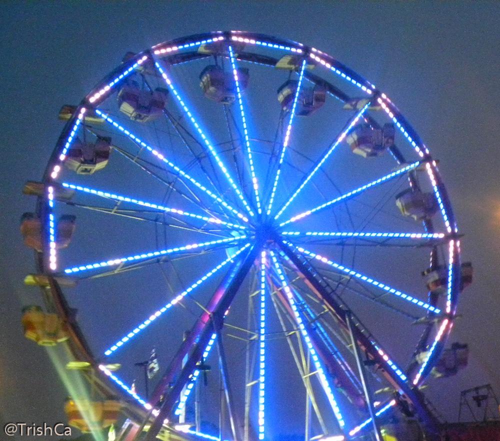 CNE 2013 Ferris Wheel Night [credit: Trish Cassling]