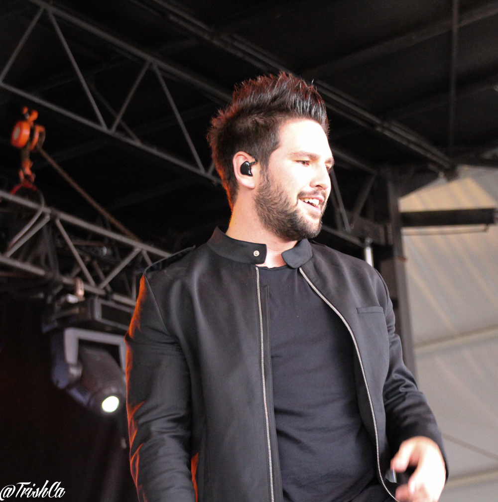 Boots and Hearts Sunday August 3 2014 Dan + Shay